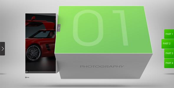 Videohive Box Portfolio 2 2733731