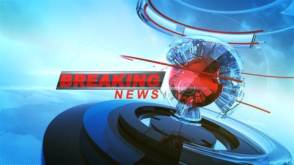 Videohive Breaking News Intro 21831562