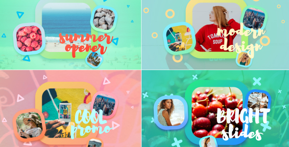 Videohive Bright Summer Slideshow 20254561