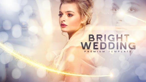 Videohive Bright Wedding 23777496