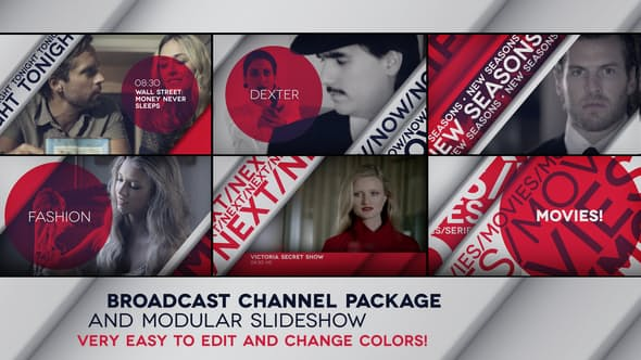 Videohive Broadcast Channel Package 2886672