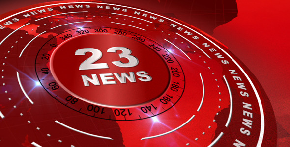 Videohive Broadcast Design News Open