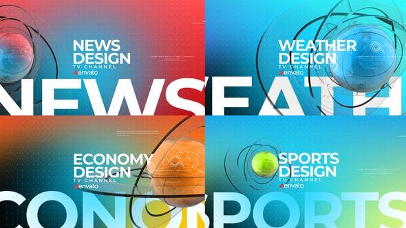 Videohive Broadcast Design Opener 23852090