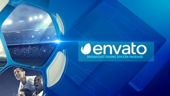 Videohive Broadcast Soccer Package 19857414