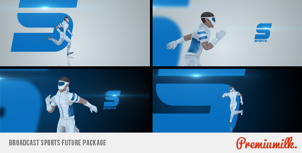Videohive Broadcast Sports Future Package 5114107