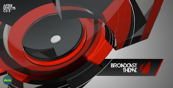Videohive Broadcast Theme Package 2654402
