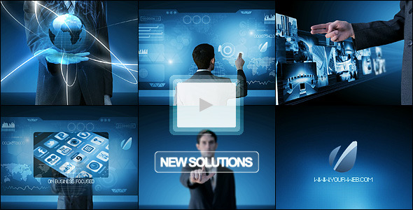 Videohive Business Force project