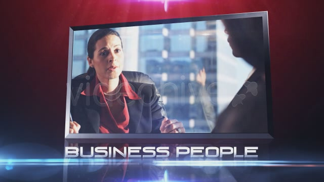 Videohive Business People 108997
