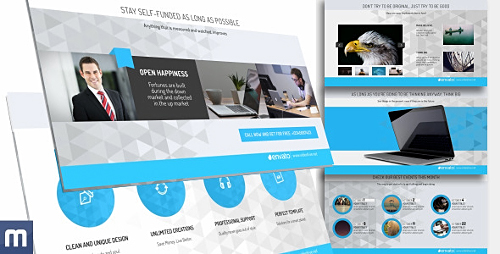 Videohive Business Planning - Clean Presentation 11314088
