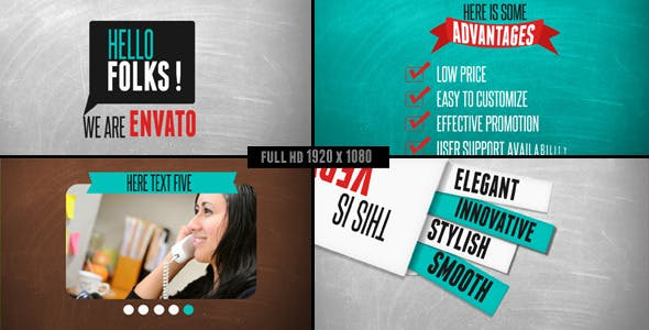 Videohive Business Promotion 4800861