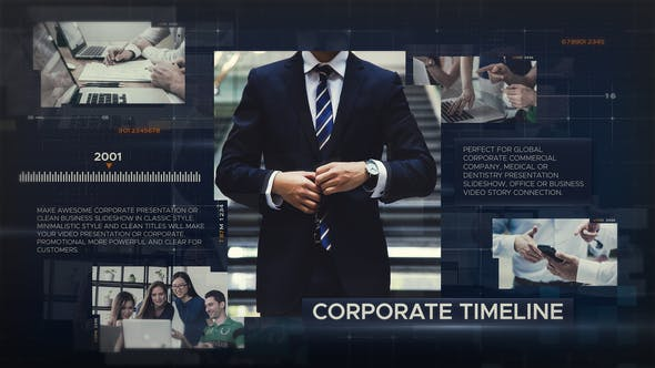 Videohive Business Promotion Digital Corporate Presentation 24036504