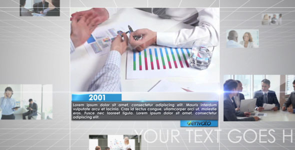 Videohive Business Timeline 6077053