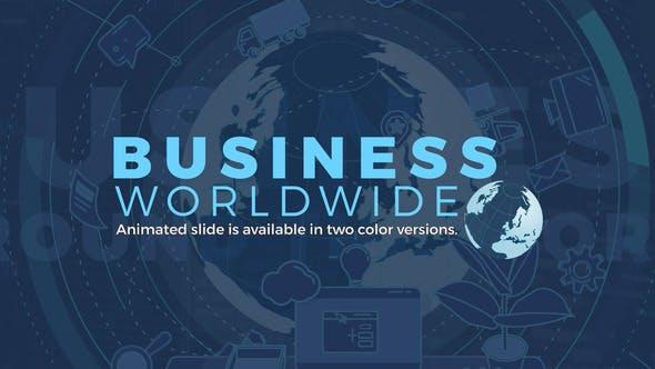Videohive Business Worldwide 24649975