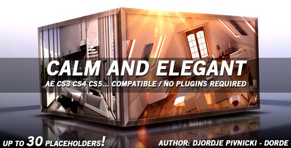 Videohive Calm and Elegant.168604