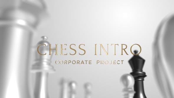 Videohive Chess Intro Corporate 23916660