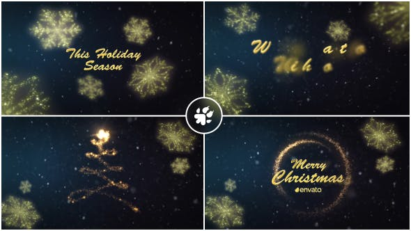 Videohive Christmas 18936488