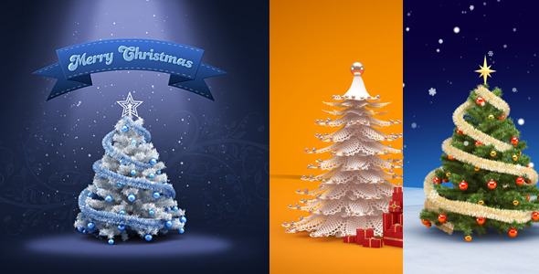 Videohive Christmas & New Year Greeting Card Design