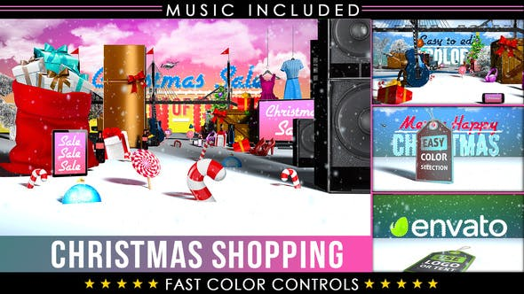 Videohive Christmas Sale 22950911