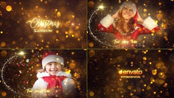 Videohive Christmas Slideshow 22891207