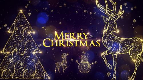 Videohive Christmas Slideshow Promo 21024460