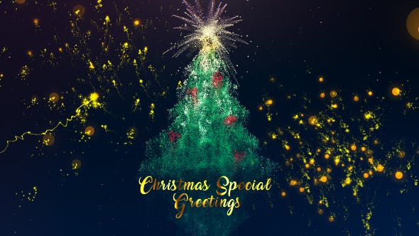 Videohive Christmas Special Greeting 21042134