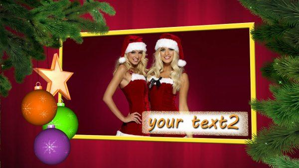 Videohive Christmas Spirit