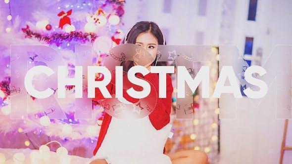 Videohive Christmas Stomp 23027449