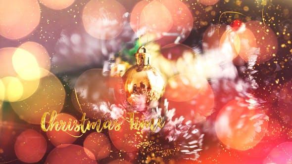 Videohive Christmas Time 22884962