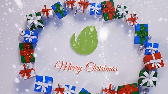 Videohive Christmas Wish 13946126
