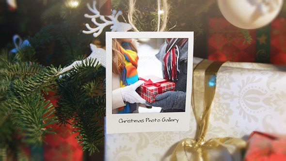 Videohive Christmas and New Year Photo Gallery 9790080