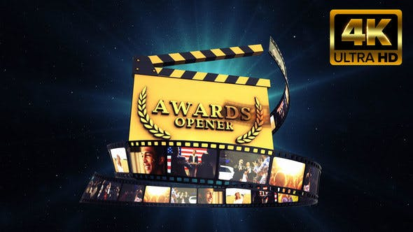 Videohive Cinema Awards Opener 23449763
