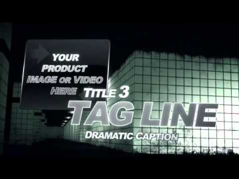 Videohive Cinematic 3D Subway Promo 38737