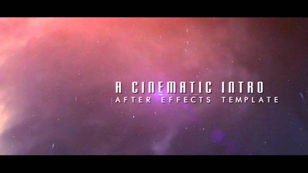 Videohive Cinematic Intro 2012