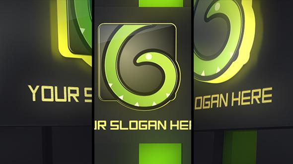 Videohive Cinematic Logo Reveal 13693308