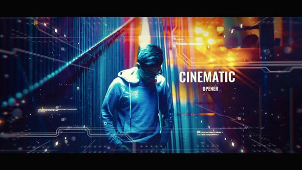 Videohive Cinematic Opener 20383409