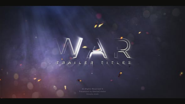 Videohive Cinematic Teaser 24897756