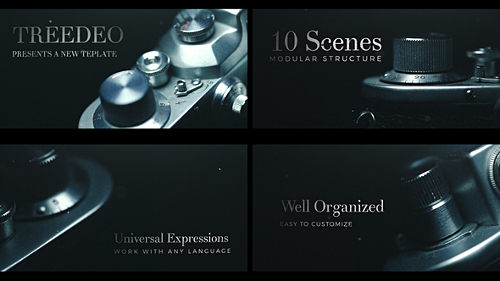 Videohive Cinematic Title Sequence (21830510)