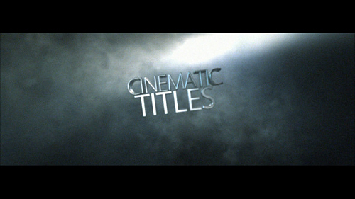 Videohive Cinematic Title
