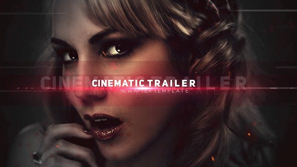 Videohive Cinematic Trailer 18533664