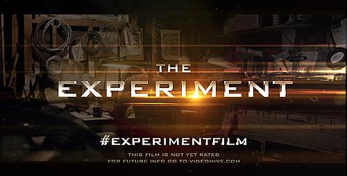 Videohive Cinematic Trailer Experiment 20846685