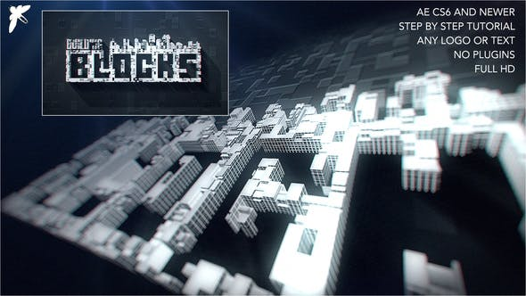 Videohive City Build Logo 21824461