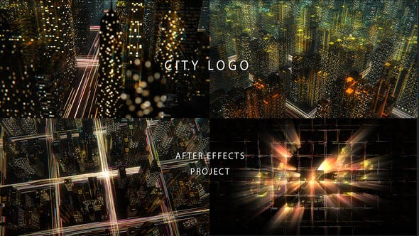 Videohive City Logo 23957066