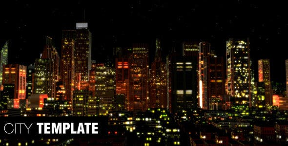 Videohive City Template 475323