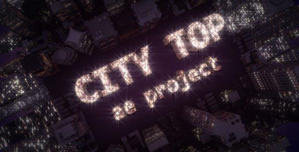 Videohive City Top Logo 9932795
