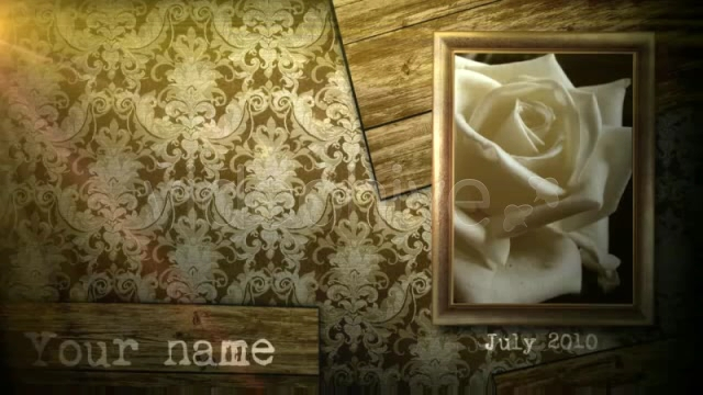 Videohive ClassicalPhotography
