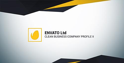 Videohive Clean Business Company Profile II 20040403