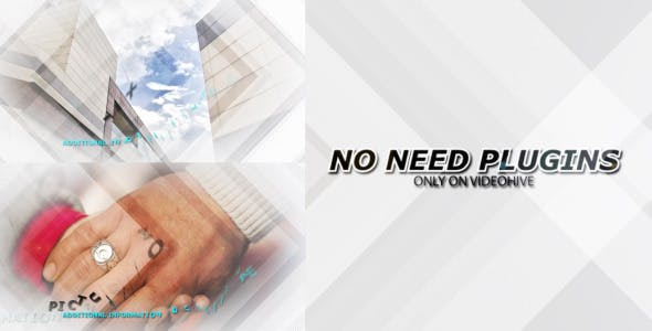 Videohive Clean Business Presentation 1266986