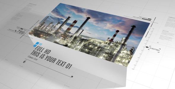 Videohive Clean Corporate Slideshow 20790728