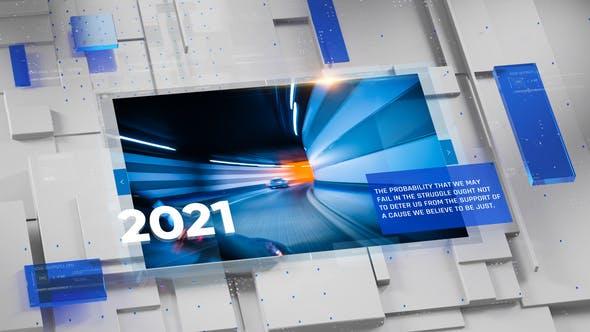 Videohive Clean Corporate Slideshow 25313367