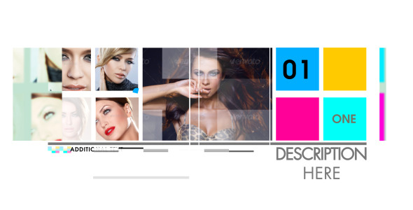Videohive Clean Elegant Slide Show-Multi Video 2800331
